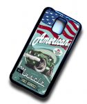 KOOLART AMERICAN MUSCLE Car Retro 69 Ford Mustang 429 Samsung Galaxy S5 Case